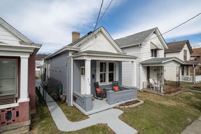 218 W 34th Street, Covington, KY 41015 (MLS #546450) :: Caldwell Group