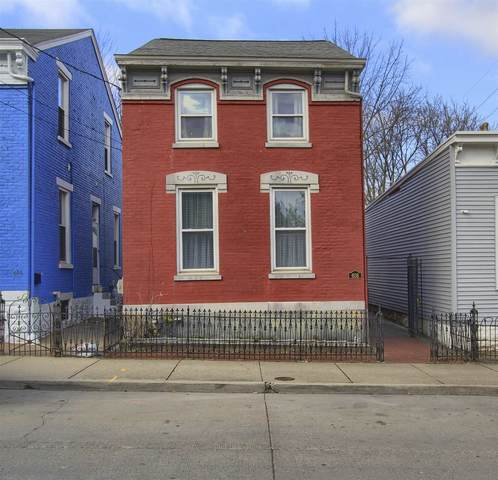 608 W 12th Street, Covington, KY 41011 (MLS #546499) :: Caldwell Group