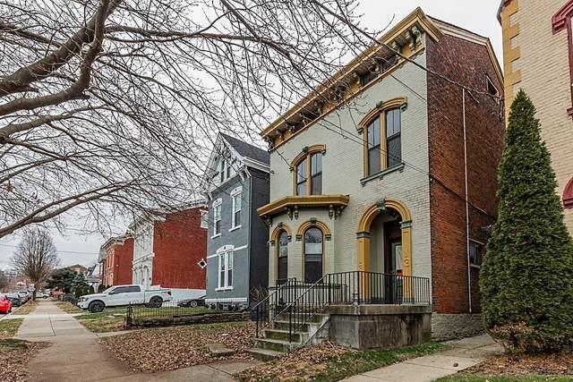 1008 Central Avenue, Newport, KY 41071 (MLS #546507) :: Mike Parker Real Estate LLC