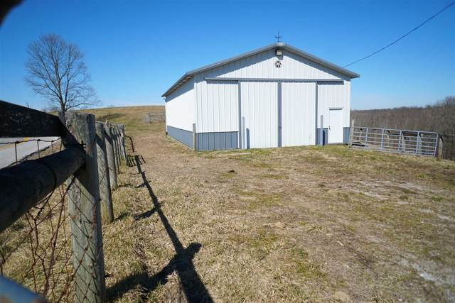Tract #1 Stone Lane, Sadieville, KY 40370 (MLS #546548) :: Caldwell Group