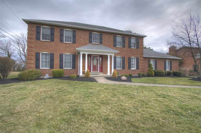 36 Rose Terrace, Crestview Hills, KY 41017 (MLS #546694) :: Apex Group