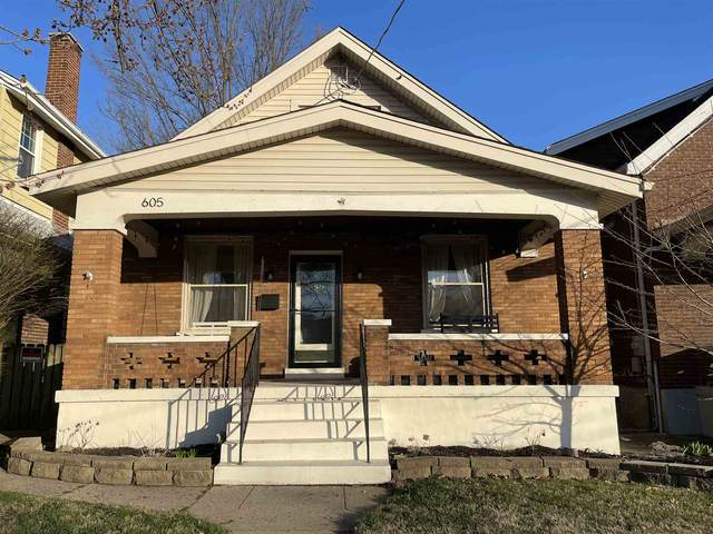 605 Elm Street, Ludlow, KY 41016 (MLS #546925) :: Mike Parker Real Estate LLC