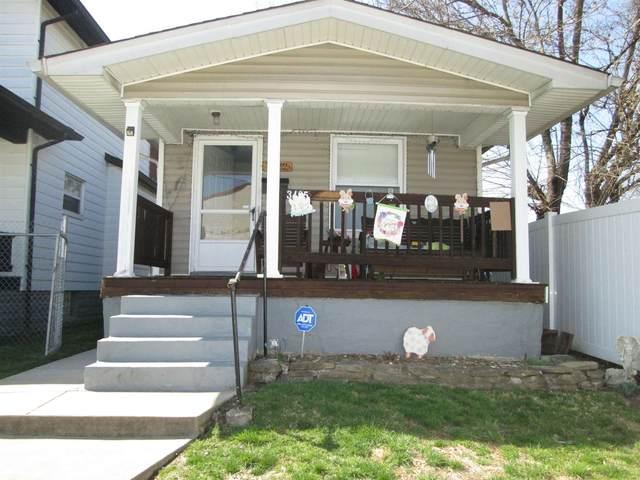 3405 Caroline Street, Covington, KY 41015 (MLS #546959) :: Mike Parker Real Estate LLC