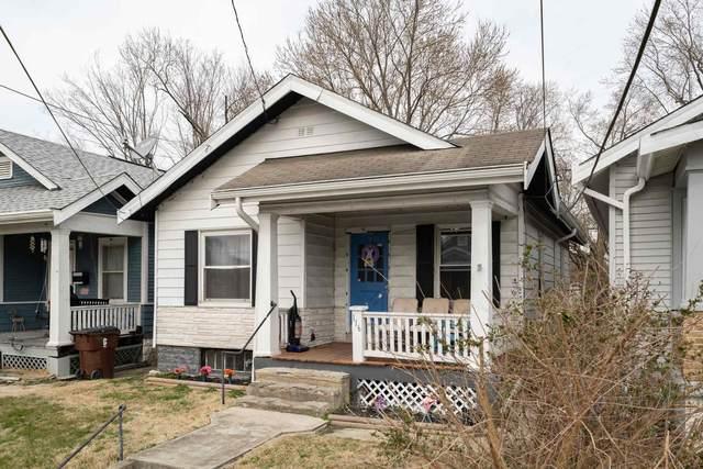 116 E 43rd Street, Covington, KY 41015 (MLS #547119) :: Mike Parker Real Estate LLC