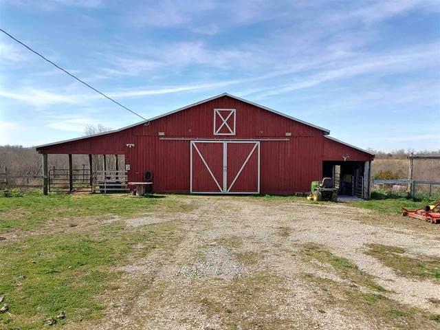 9125 Owenton Road, Corinth, KY 41010 (MLS #547182) :: Mike Parker Real Estate LLC