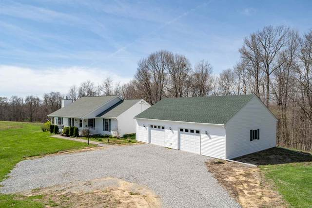 902 Neave Milford Road, Falmouth, KY 41040 (MLS #547202) :: Mike Parker Real Estate LLC