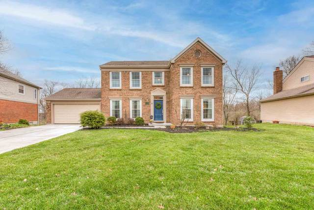 855 Fawnhill Drive, Edgewood, KY 41017 (MLS #547240) :: Mike Parker Real Estate LLC