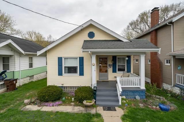 1116 W 33rd Street, Latonia, KY 41015 (MLS #547289) :: Mike Parker Real Estate LLC