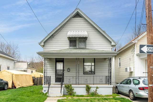 10 E 32nd Street, Covington, KY 41015 (MLS #547302) :: Mike Parker Real Estate LLC