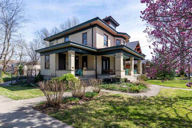 408 Wallace Avenue, Covington, KY 41014 (MLS #547362) :: Apex Group