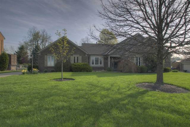 124 Woodspoint Drive, Crestview Hills, KY 41017 (MLS #547448) :: Apex Group