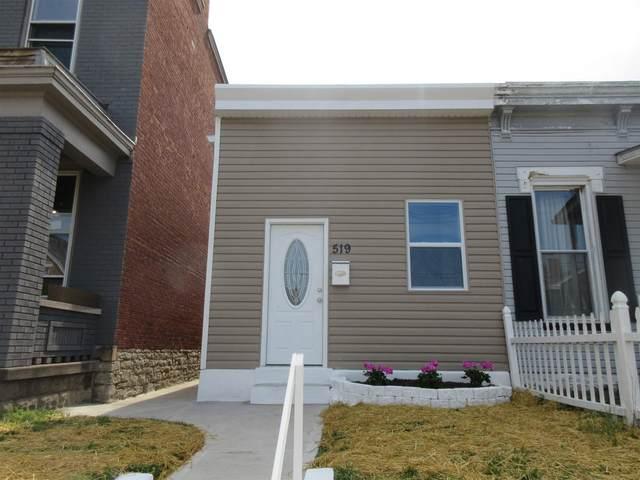 519 Linden Street, Ludlow, KY 41016 (MLS #547458) :: Mike Parker Real Estate LLC