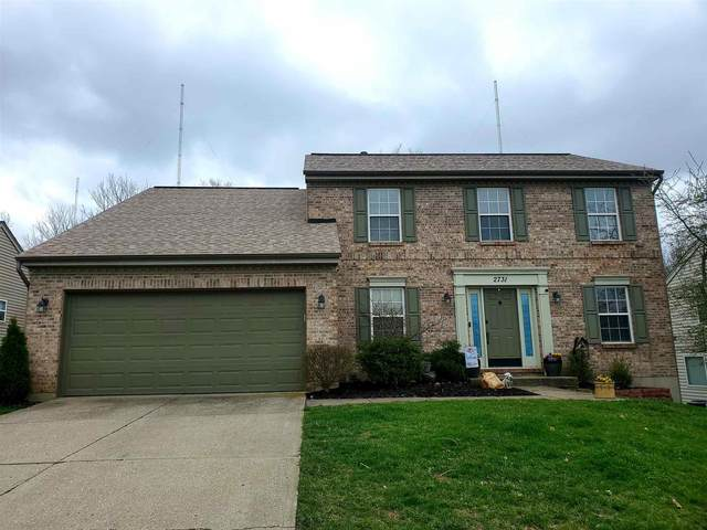 2731 Running Creek Dr, Florence, KY 41042 (MLS #547494) :: Apex Group