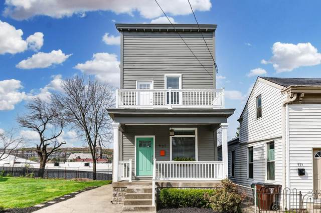 937 Philadelphia Street, Covington, KY 41011 (#547531) :: The Chabris Group