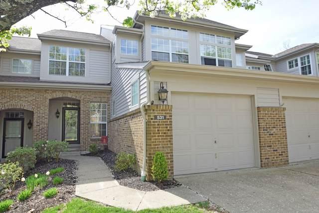 531 Fincastle Lane, Fort Wright, KY 41011 (MLS #547581) :: Mike Parker Real Estate LLC