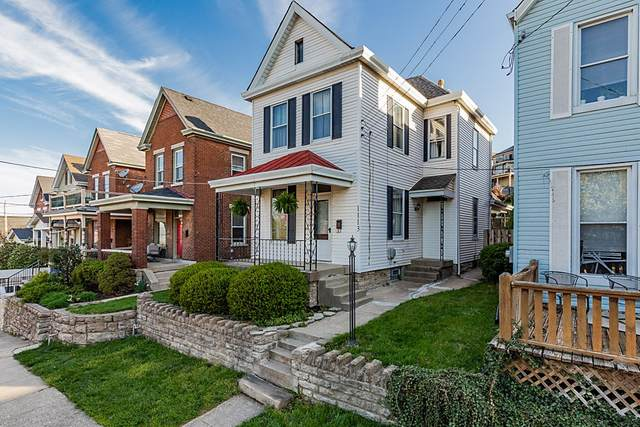 1113 Vine Street, Newport, KY 41071 (MLS #547612) :: Mike Parker Real Estate LLC