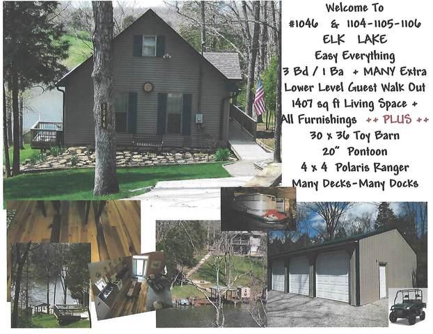 445 Elk Lake Resort Rd, # 1046 , 1104,1105,1106, Owenton, KY 40359 (MLS #547647) :: Mike Parker Real Estate LLC