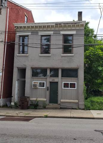 121 M.L.K. Jr. Boulevard, Covington, KY 41011 (MLS #547696) :: Caldwell Group