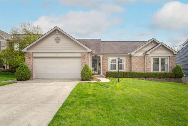 326 Snow Shoe Drive, Southgate, KY 41071 (MLS #547753) :: Caldwell Group