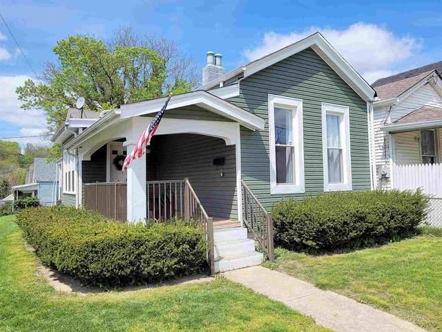 102 E 32nd Street, Covington, KY 41015 (MLS #547778) :: Mike Parker Real Estate LLC