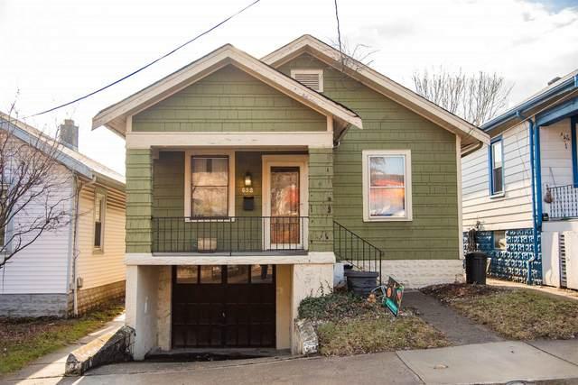 532 Lafayette, Bellevue, KY 41073 (MLS #547780) :: Mike Parker Real Estate LLC