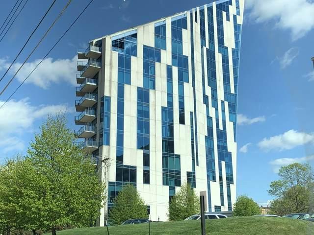 1 Roebling Way #401, Covington, KY 41011 (MLS #547822) :: Mike Parker Real Estate LLC