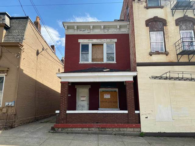 206 E 9th Street, Newport, KY 41071 (MLS #547844) :: Parker Real Estate Group