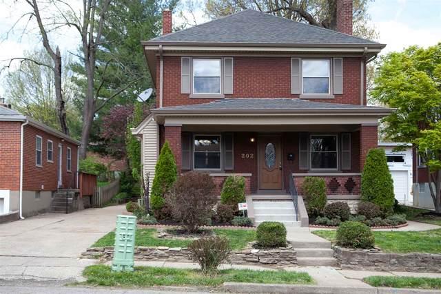 202 E 26th Street, Covington, KY 41014 (MLS #547990) :: Caldwell Group