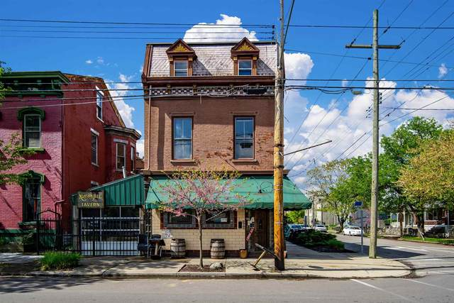 502 Washington Avenue, Newport, KY 41071 (MLS #548021) :: Mike Parker Real Estate LLC