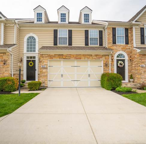 203 Mulberry Court, Fort Thomas, KY 41075 (MLS #548191) :: Caldwell Group