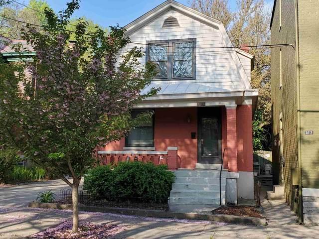 519 Sanford Street, Covington, KY 41011 (MLS #548397) :: Caldwell Group