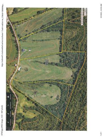 11.74 Acres Mason Cordova Road, Corinth, KY 41010 (MLS #548423) :: Mike Parker Real Estate LLC