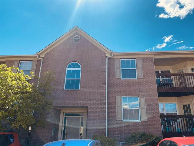 17 Meadow Lane #12, Highland Heights, KY 41076 (MLS #548734) :: Apex Group