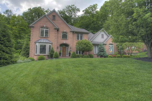 3451 Reeves Drive, Fort Wright, KY 41017 (MLS #548865) :: Parker Real Estate Group