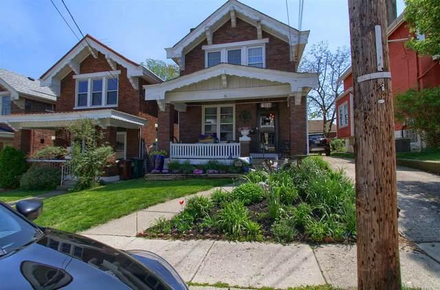 114 15 Street, Newport, KY 41071 (MLS #549305) :: The Scarlett Property Group of KW