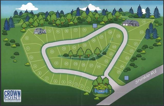 Lot 19 Crown Point, Crestview Hills, KY 41017 (MLS #549374) :: Apex Group