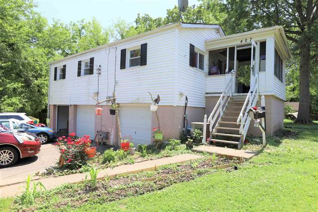 407 E 38th Street, Covington, KY 41015 (MLS #549465) :: Parker Real Estate Group