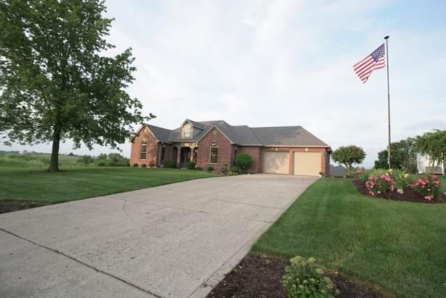 215 Jenni Lane, Dry Ridge, KY 41035 (MLS #549595) :: The Parker Real Estate Group