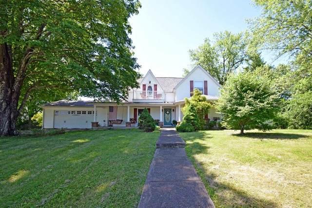 2447 Powersville Harrison County Road, Brooksville, KY 41004 (MLS #549764) :: Parker Real Estate Group