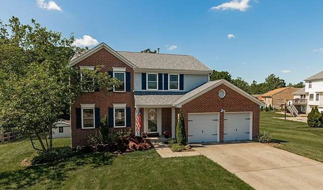 8694 Silvercreek Court, Florence, KY 41042 (MLS #549836) :: Caldwell Group