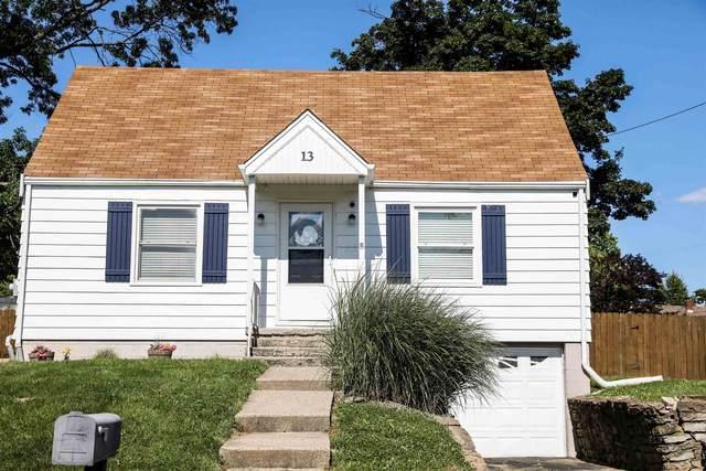 13 Gibbons, Florence, KY 41042 (MLS #549860) :: Parker Real Estate Group
