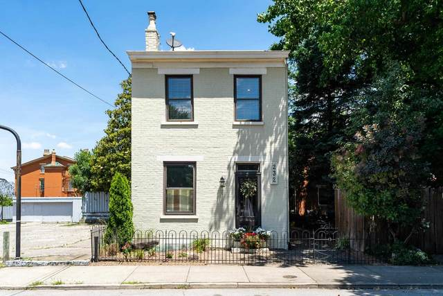 232 W 5th Street, Covington, KY 41011 (MLS #549866) :: Caldwell Group