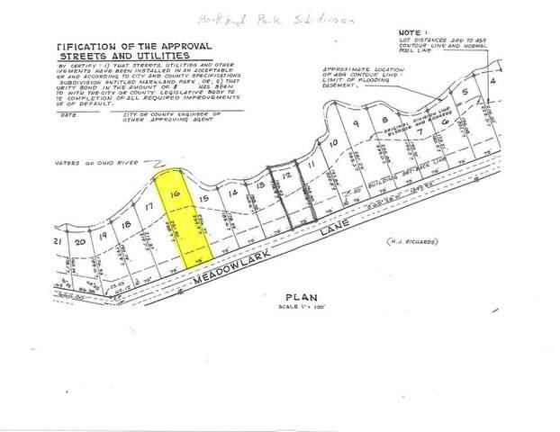 Lot #16 Meadowlark Lane, Warsaw, KY 41095 (MLS #550058) :: The Scarlett Property Group of KW