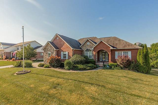 1625 Creekview Drive, Florence, KY 41042 (#550230) :: The Huffaker Group