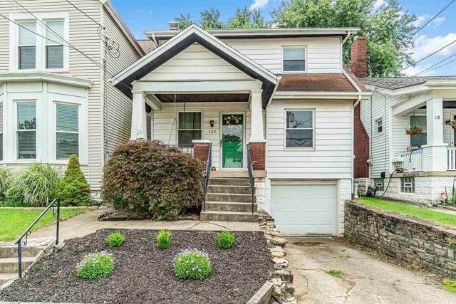120 Cleveland Avenue, Bellevue, KY 41073 (MLS #550277) :: Caldwell Group
