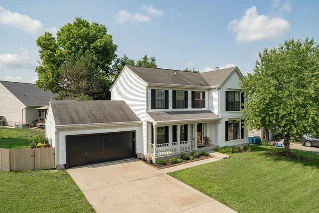 732 Coachway Court, Independence, KY 41015 (MLS #550550) :: Parker Real Estate Group