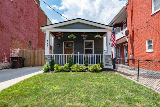 930 York Street, Newport, KY 41071 (MLS #550717) :: Caldwell Group