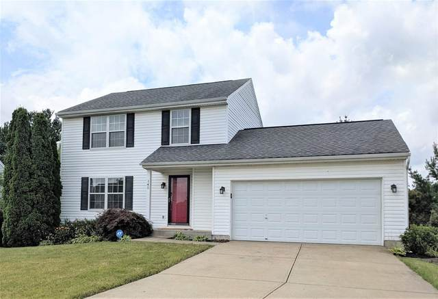 145 Hitching Post Place, Florence, KY 41042 (MLS #550766) :: Caldwell Group