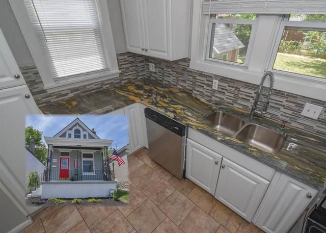 1719 Holman, Covington, KY 41011 (MLS #550800) :: Parker Real Estate Group