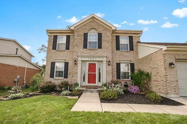 1451 Afton Drive, Florence, KY 41042 (MLS #550802) :: Parker Real Estate Group